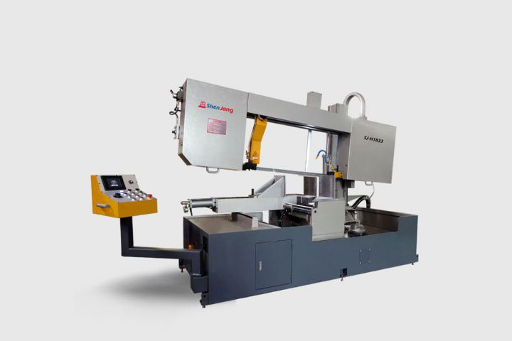 SJ-H1833 Single Column Bandsaw